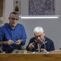Ángel y Manuel Cerezo