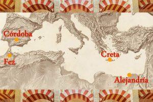 Periplo cordobeses expulsados por Al-Haqem I