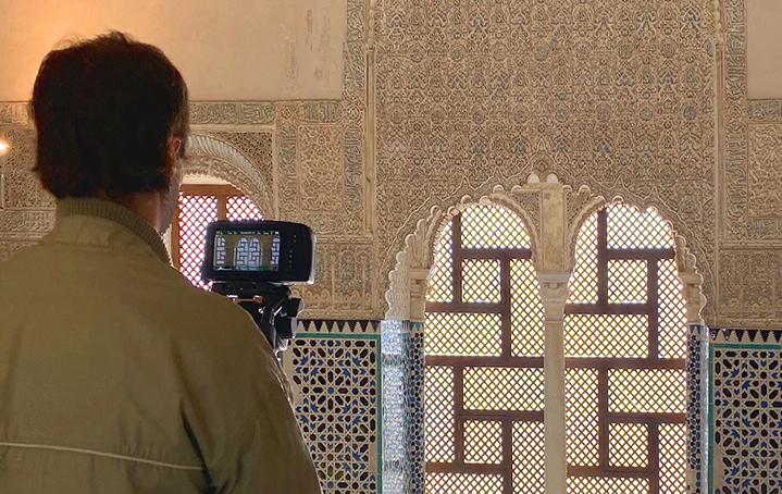 Fotografía y Cine | Continuadores del Arte Andalusí