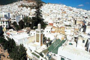 01-Vista de la Medina hacia el barrio del Ayún